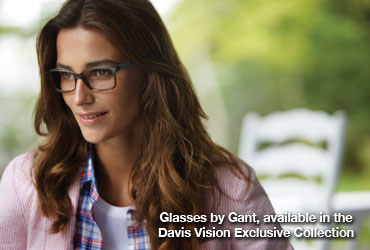 Woman with Glasses by Gant